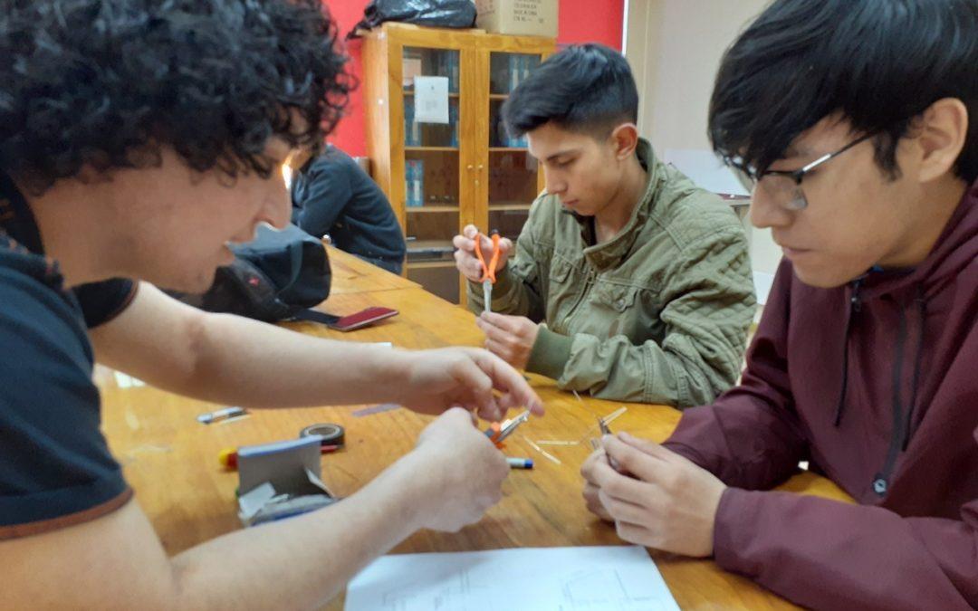 Mas de 500 estudiantes secundarios participaron en talleres organizados por el PACE UACh